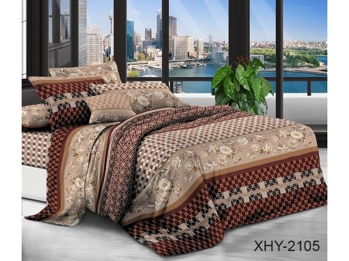 Постельное белье поликоттон XHY2105 XHY2105 от TAG tekstil в интернет-магазине PannaTeks
