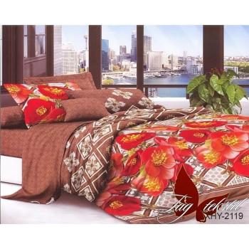 Постельное белье поликоттон XHY2119 XHY2119 от TAG tekstil в интернет-магазине PannaTeks