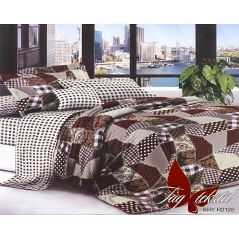 Постельное белье поликоттон XHY2128 XHY2128 от TAG tekstil в интернет-магазине PannaTeks