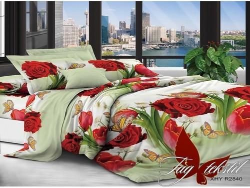 Постельное белье поликоттон XHY2840 XHY2840 от TAG tekstil в интернет-магазине PannaTeks