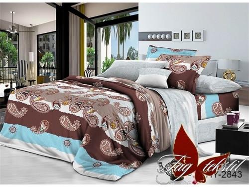 Постельное белье поликоттон XHY2843 XHY2843 от TAG tekstil в интернет-магазине PannaTeks