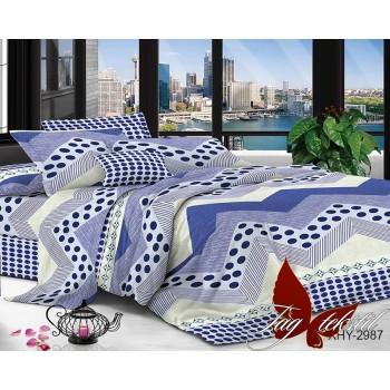Постельное белье поликоттон XHY2987 XHY2987 от TAG tekstil в интернет-магазине PannaTeks