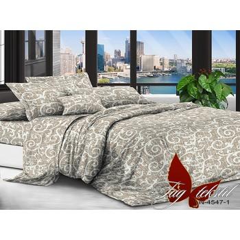 Постельное белье поликоттон XHY4547 XHY4547 от TAG tekstil в интернет-магазине PannaTeks