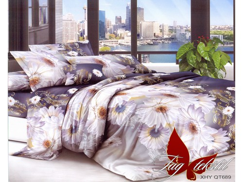 Постельное белье поликоттон XHY689 XHY689 от TAG tekstil в интернет-магазине PannaTeks