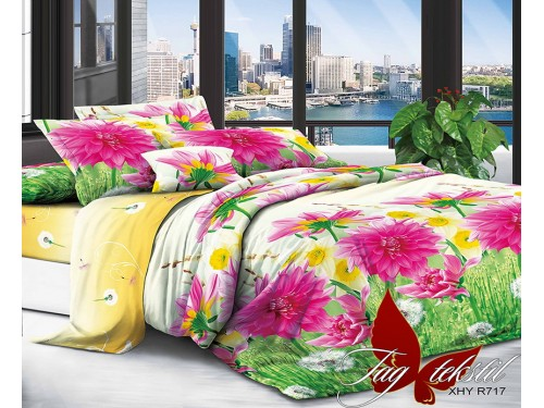 Постельное белье поликоттон XHY717 XHY717 от TAG tekstil в интернет-магазине PannaTeks