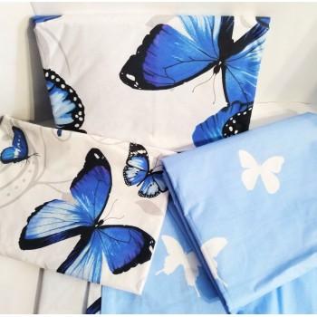 Комплект постельного белья ранфорс с компаньоном R4230 фото 1