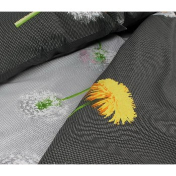 """Комплект белья с компаньоном """"Одуванчики в поле"""" фото 5"""