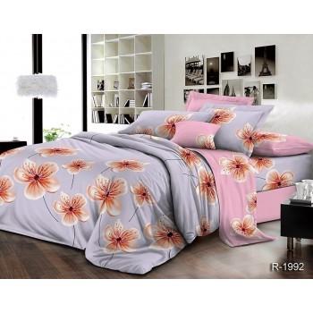 Комплект постельного белья ранфорс с компаньоном R1992 R1992 от TAG tekstil в интернет-магазине PannaTeks