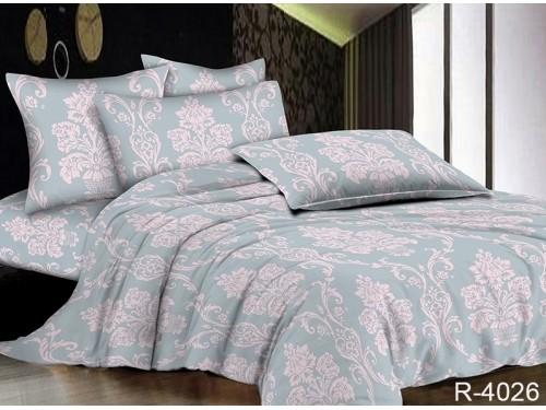 Комплект постельного белья ранфорс R4026 R4026 от TAG tekstil в интернет-магазине PannaTeks