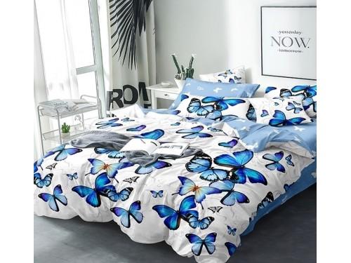 Комплект постельного белья ранфорс с компаньоном R4230 R4230 от TAG tekstil в интернет-магазине PannaTeks