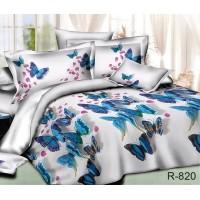 Комплект постельного белья ранфорс R820
