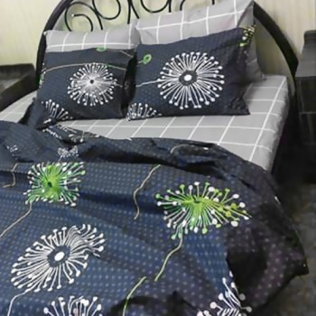 Комплект постельного белья бязь 7232-A-B фото 1
