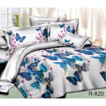 Комплект постельного белья ранфорс R820 R820 от TAG tekstil в интернет-магазине PannaTeks