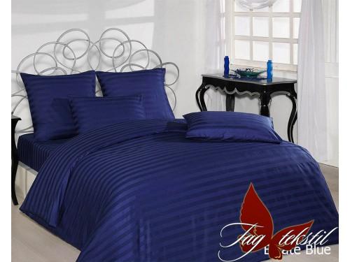 Постельное белье из страйп - сатина Estate Blue Estate Blue от TAG tekstil в интернет-магазине PannaTeks