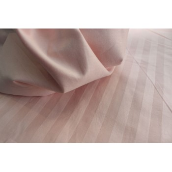 Постельное белье из страйп - сатина ST-1002 фото 1