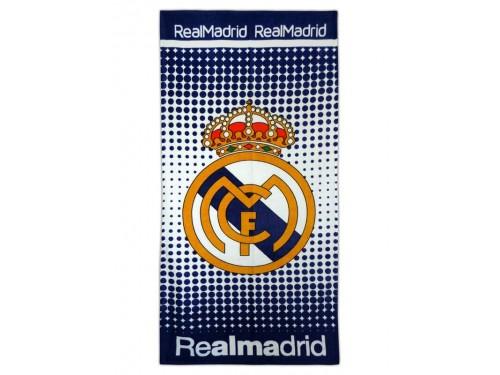 Полотенце на пляж FC Real Madrid 001 от Merzyka в интернет-магазине PannaTeks