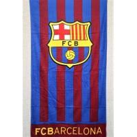 Полотенце пляжное в полоску Барселона