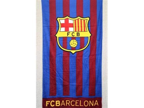 Полотенце пляжное в полоску Барселона 006 от Colorful Home в интернет-магазине PannaTeks
