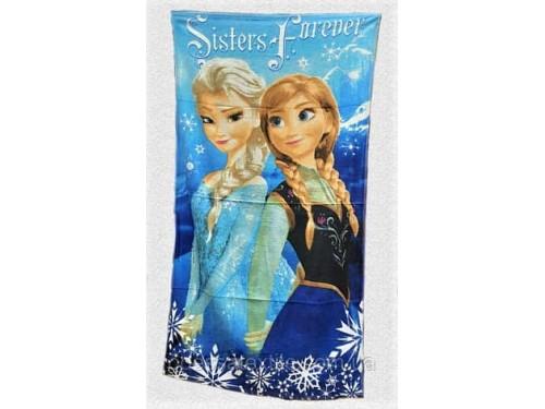Пляжное полотенце Frozen (Фрозен) 010 от Colorful Home в интернет-магазине PannaTeks