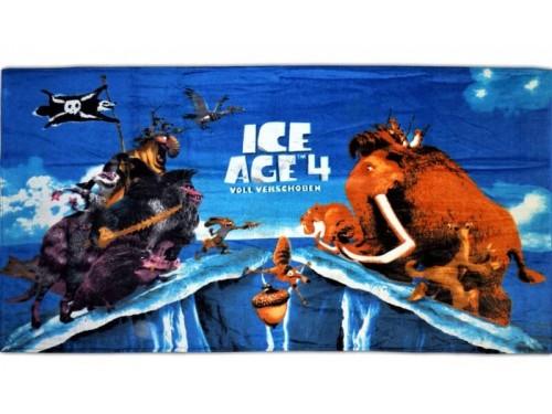 Махровое пляжное полотенце Ледниковый период 031 от Merzyka в интернет-магазине PannaTeks