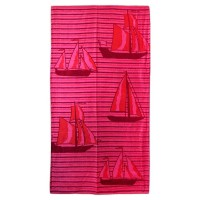 Полотенце для пляжа Парусник