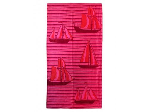 Полотенце для пляжа Парусник 069 от Merzyka в интернет-магазине PannaTeks