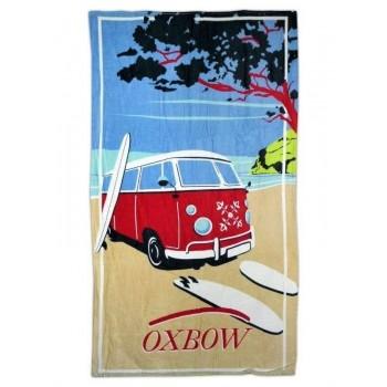 Полотенце пляжное детское Автобус OXBOW