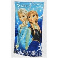 Пляжное полотенце Frozen (Фрозен)