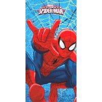 Пляжное полотенце Spider Men (Спайдермен)