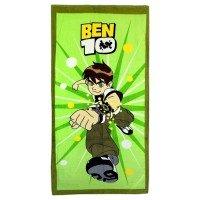 Детское полотенце для пляжа BEN10
