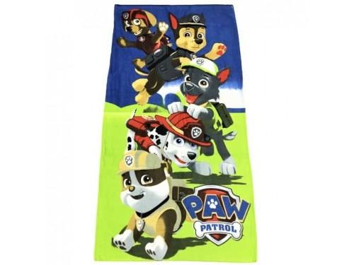 Детское пляжное полотенце Paw Patrol (Щенячий Патруль) Турция 02121 от Vende в интернет-магазине PannaTeks