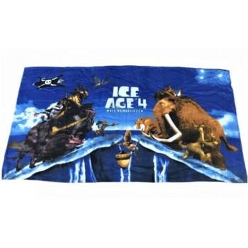 Пляжное полотенце Ледниковый Период (Ice Age 4)