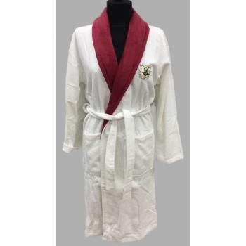 Подростковый халат махровый/велюровый RED