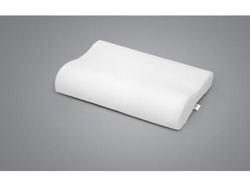 Ортопедическая подушка для сна из пены Visco, 40х60, белая 14293 от SERAL в интернет-магазине PannaTeks