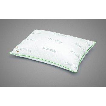 Подушка из микрофибры Aloe Vera белая, Seral, Турция