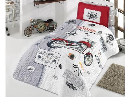 Детское покрывало на кровать стеганое ARIZONA Турция 13459 от Aran Сlasy в интернет-магазине PannaTeks