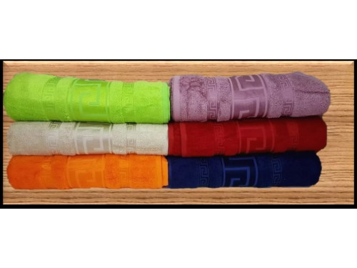 Полотенца бамбуковые (сауна) 100x150 Турция (6 шт.) 12665 12665  от Zeron в интернет-магазине PannaTeks