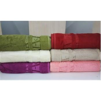 Полотенца бамбуковые (сауна) 100x150 (6 шт.) Турция 13095