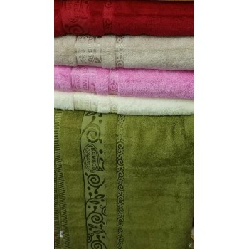 Полотенца бамбуковые (сауна) 100x150 (6 шт.) Турция 13115 фото 2
