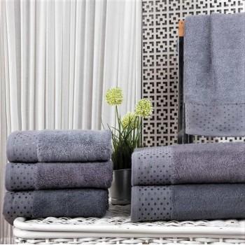 Полотенца бамбуковые 50x90 BAMBOO PUANLI (3 шт.) Турция 15764 от Zeron в интернет-магазине PannaTeks