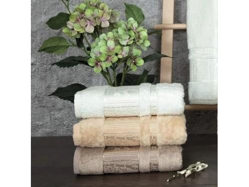 Полотенца бамбуковые 50x90 AGAC BAMBOO (3 шт.) Турция 15836 от Zeron в интернет-магазине PannaTeks