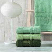 Полотенца бамбуковые 50x90 Green (3 шт.) Турция
