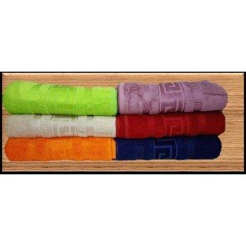 Полотенца бамбуковые (сауна) 100x150 Турция (6 шт.) 12665