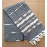 Пляжное полотенце пештемаль 100x180 Турция 16620