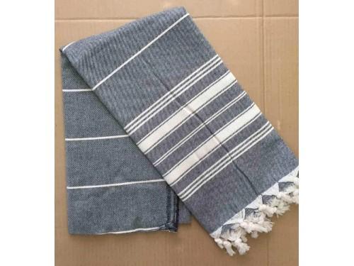Пляжное полотенце пештемаль 100x180 Турция 16620 16620 от Zeron в интернет-магазине PannaTeks