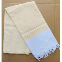 Пляжное полотенце пештемаль 100x180 Турция 16622