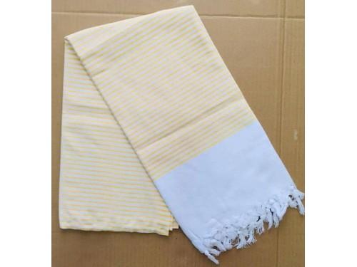 Полотенце пештемаль для пляжа и хамама 100x180 Турция 16622 16622 от Zeron в интернет-магазине PannaTeks