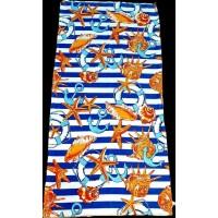 Полотенце для пляжа РАКУШКИ