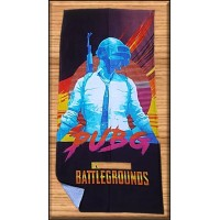 Полотенце пляжное BATTLEGROUNDS