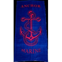 Полотенце пляжное MARINE ANCHOR